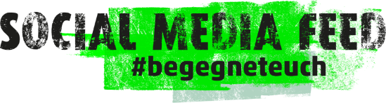 Social Media Feed #begegneteuch