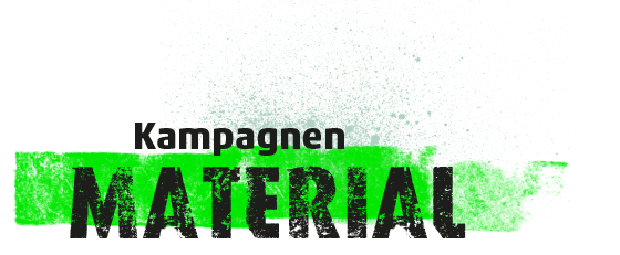 Kampagnenmaterial